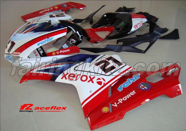 1098 Troy Bayliss Ltd Edition