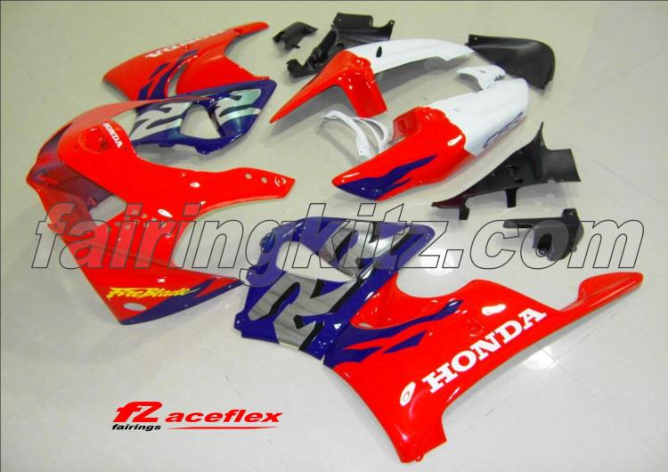 CBR900RR/919 1998-99 Red Blue & White