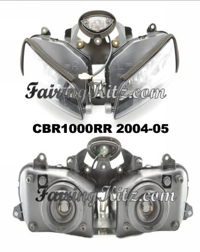 CBR600RR headlights 2005-06