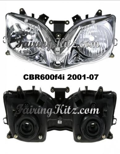 CBR600f4i Headlights 2001-07