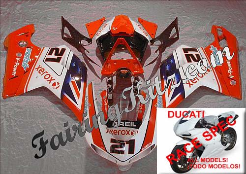 1098 2007-08 Troy Bayliss Ltd Edition