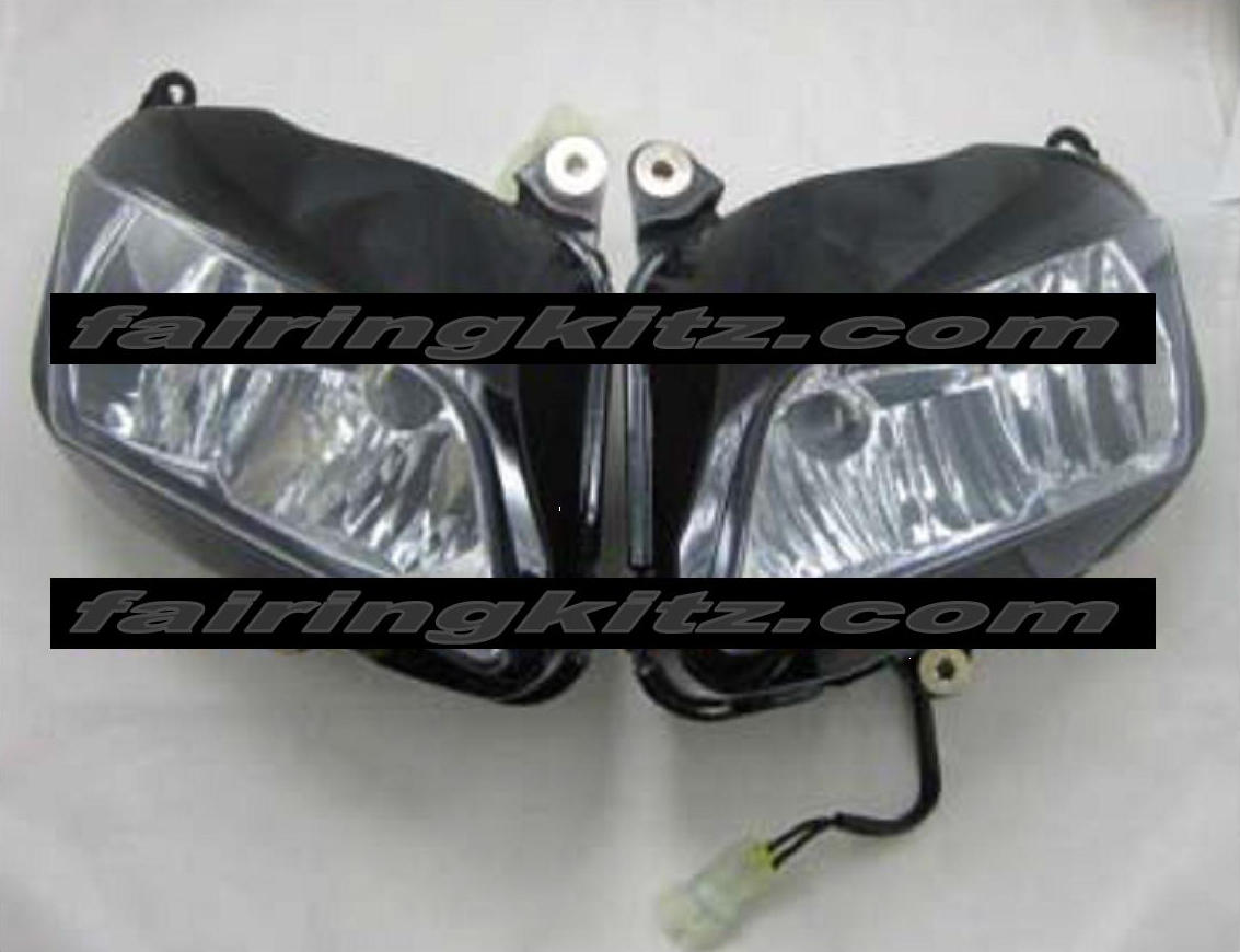 CBR600RR headlights 2007-12