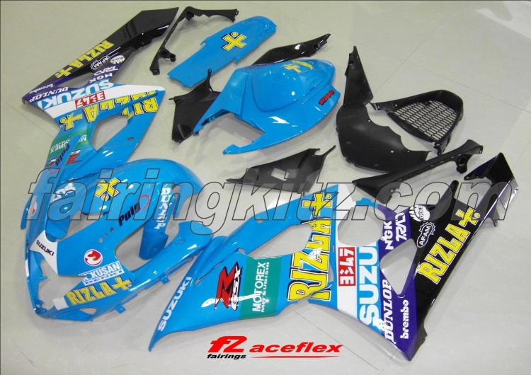 GSXR1000 2005-06 Rizla - Click Image to Close