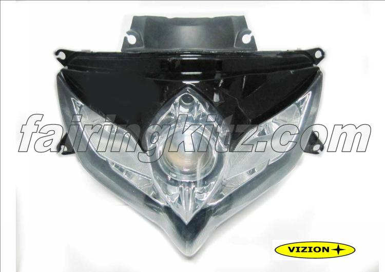 GSXR600/750 2008-09 headlight