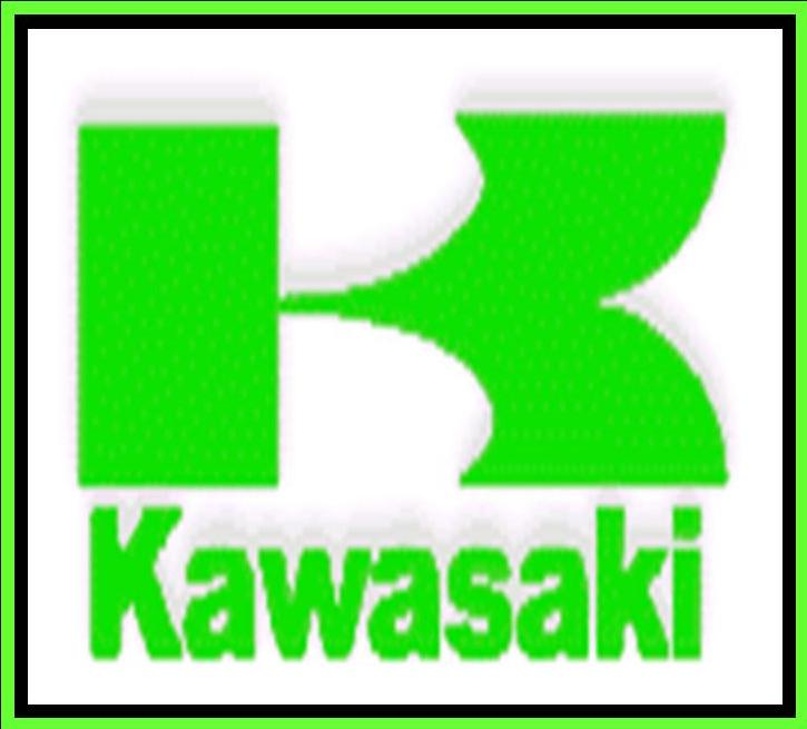 Kawasaki adjustable levers/SHORT